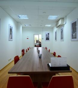 Переговорные комнаты, конференц-зал, коворкинг