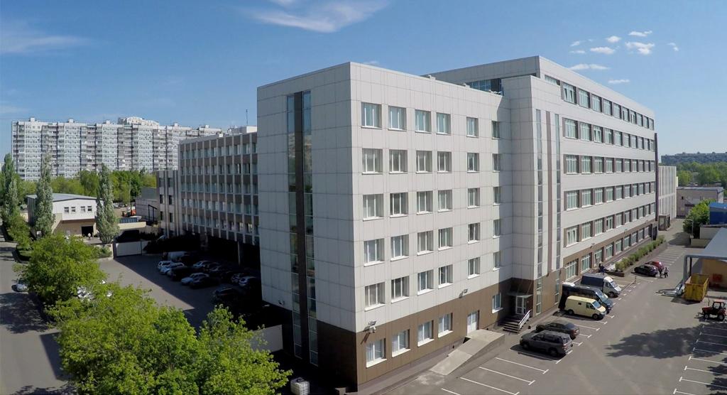 Офисно-складской комплекс в Москве