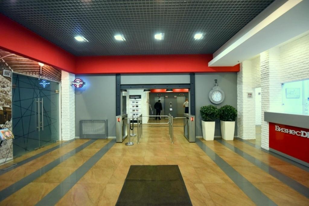 Деловой центр Алтуфьево